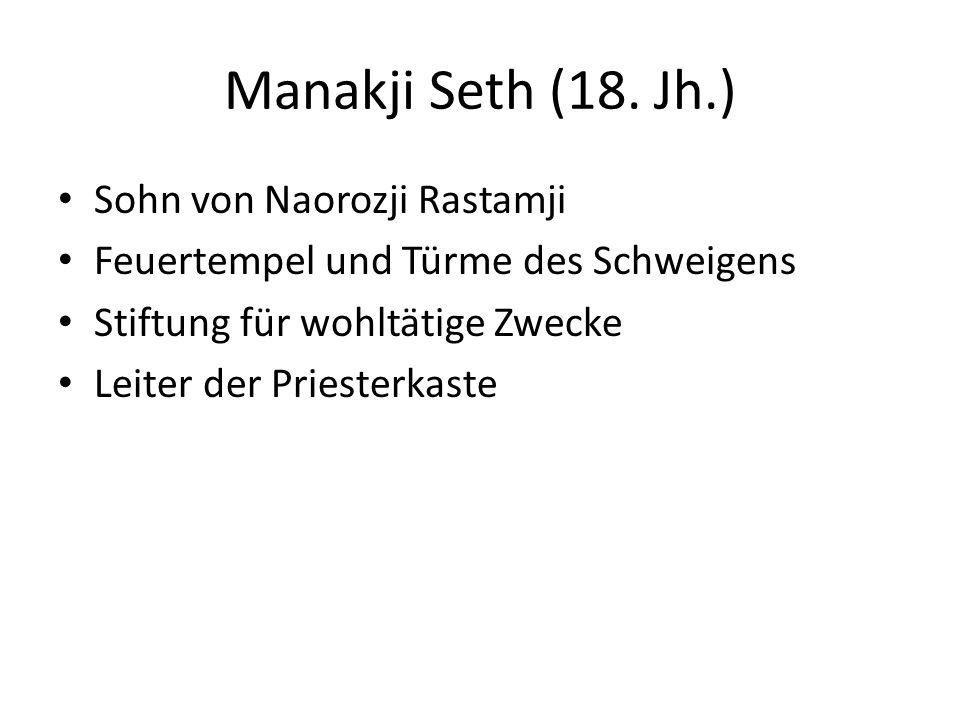 Manakji Seth (18.