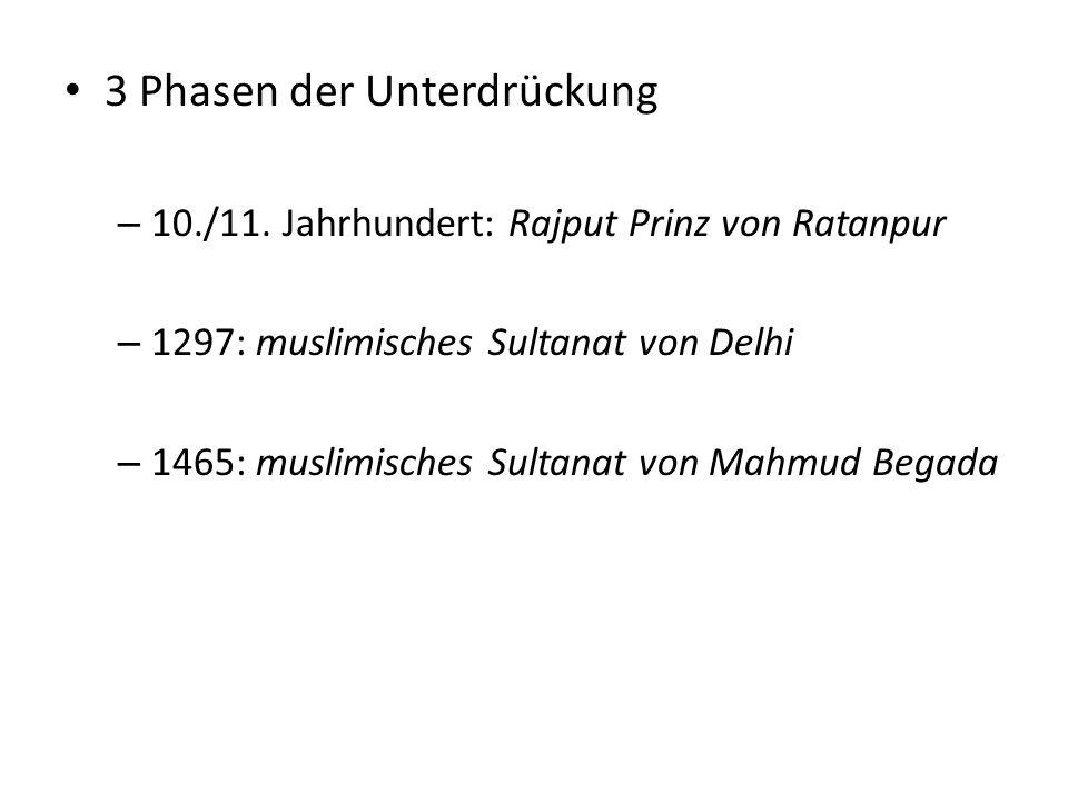 3 Phasen der Unterdrückung – 10./11.