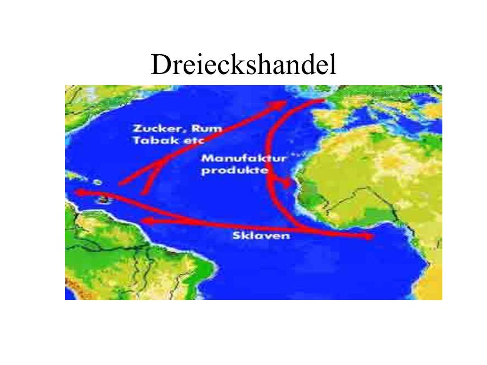 Dreieckshandel