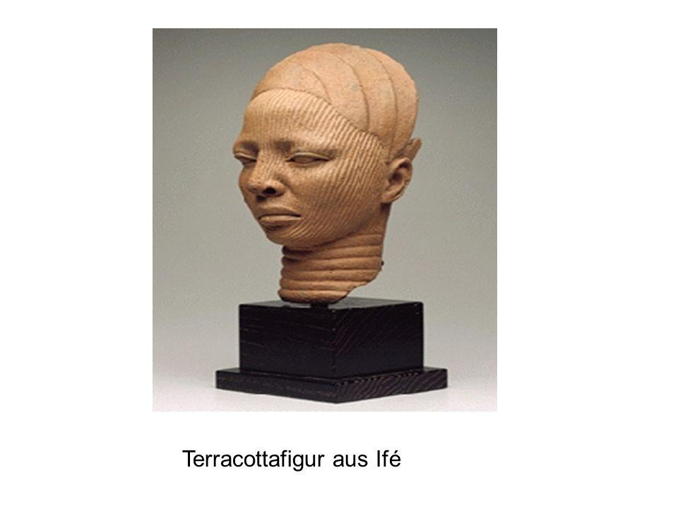 Terracottafigur aus Ifé