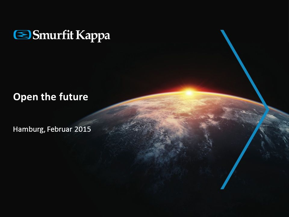 Open the future Hamburg, Februar 2015