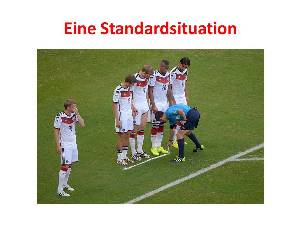 Wie lernen Sie Standardsituationen und Handlungsoptionen .