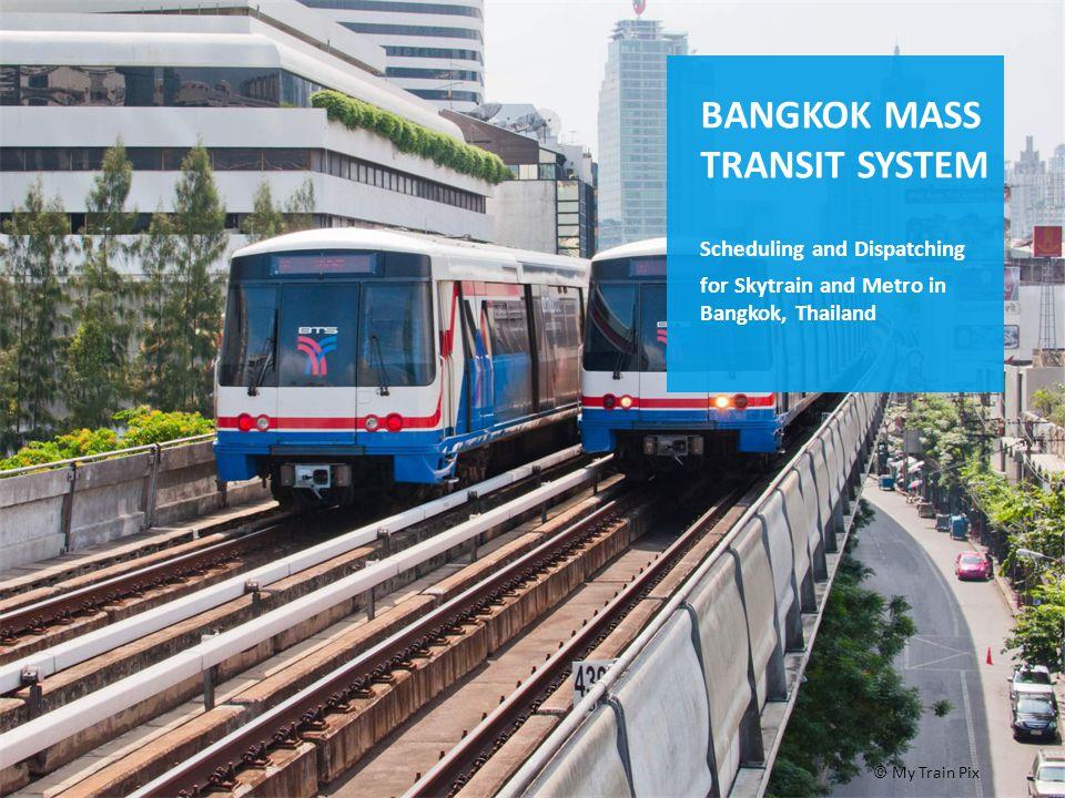 Bangkok Kuala Lumpur Die IVU.suite im Einsatz z.B. in Asien IVU.plan für den Skytrain und die U-Bahn in Bangkok (22 Züge) für die Schnellbahn in Kuala