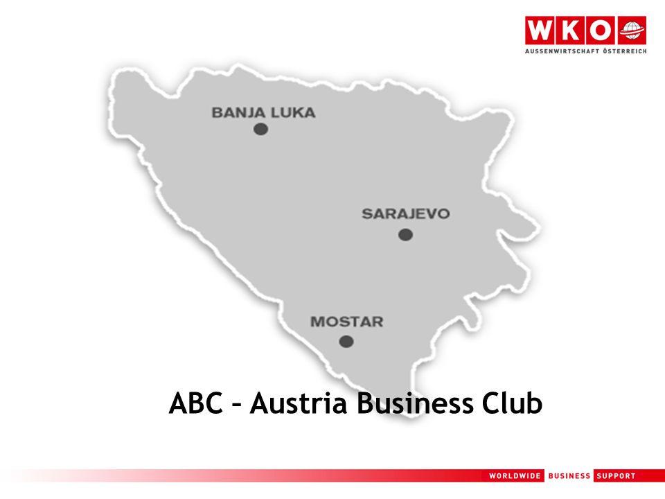 1 Titel durch klicken hinzufügen Untertitel durch klicken hinzufügen ABC – Austria Business Club