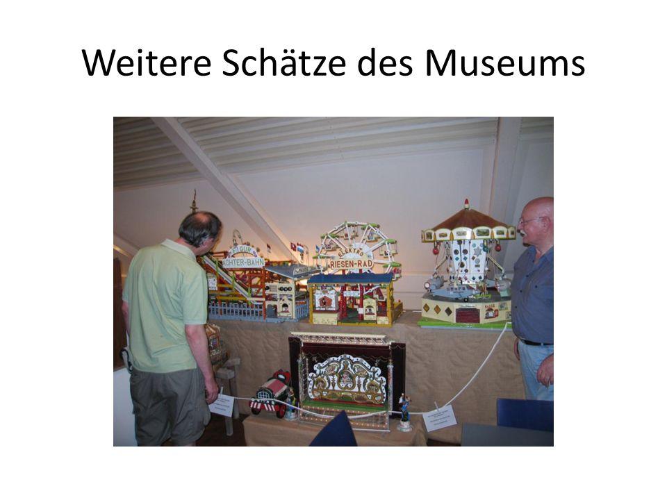 Weitere Schätze des Museums