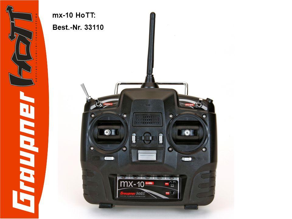 mx-10 HoTT Best.-Nr.
