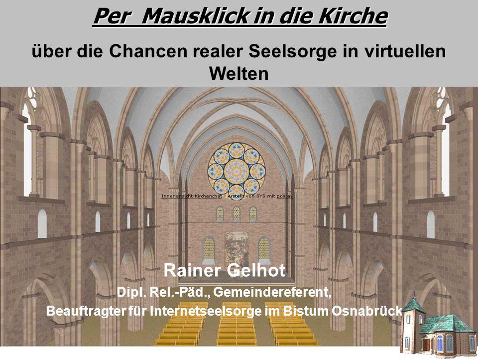 Kirchentag und das Verhältnis der Konfessionen zueinander Urlaub – find´ ich dort zu Gott.