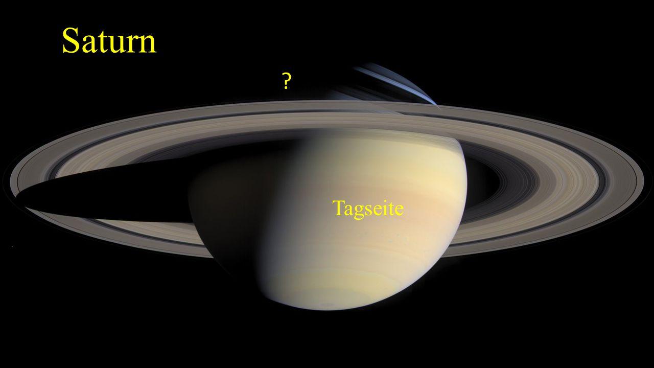 Saturn Tagseite ?