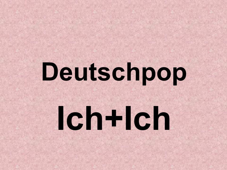 Deutschpop Ich+Ich