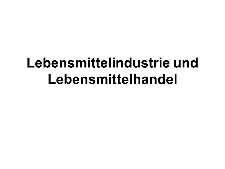 Akteure im Welthandel: Die Wertschöpfungskette (engl.