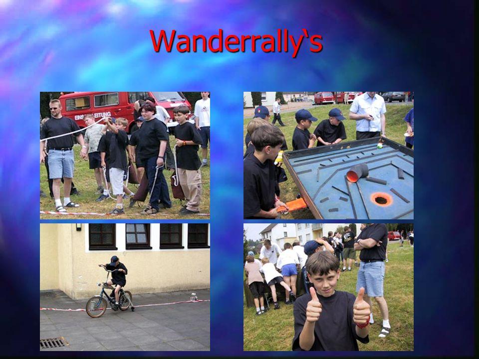 Wanderrally's