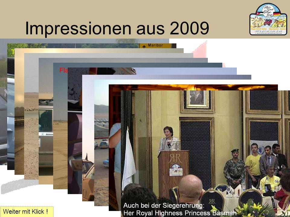 Impressionen aus 2009 Weiter mit Klick !