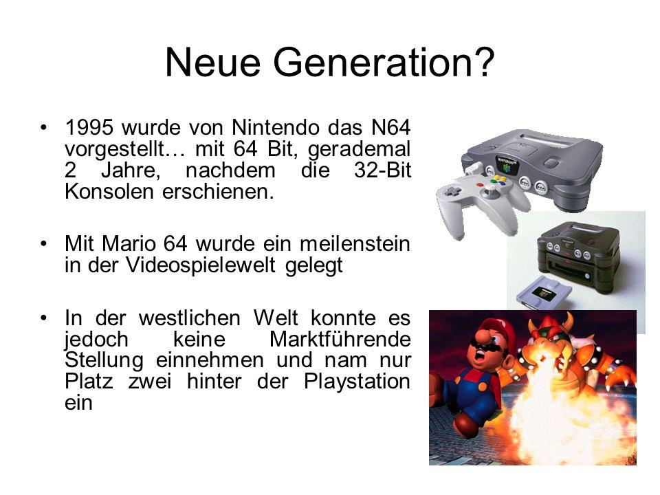 Neue Generation.