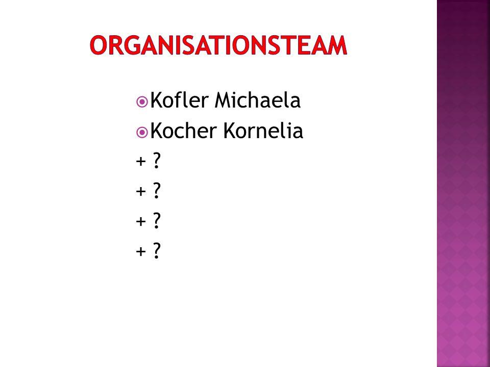  Kofler Michaela  Kocher Kornelia +