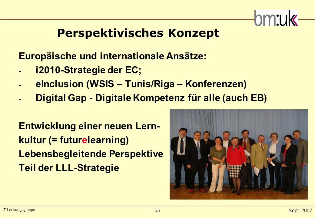 IT-Lenkungsgruppe ‹#›Sept.2007 FutureL-P.