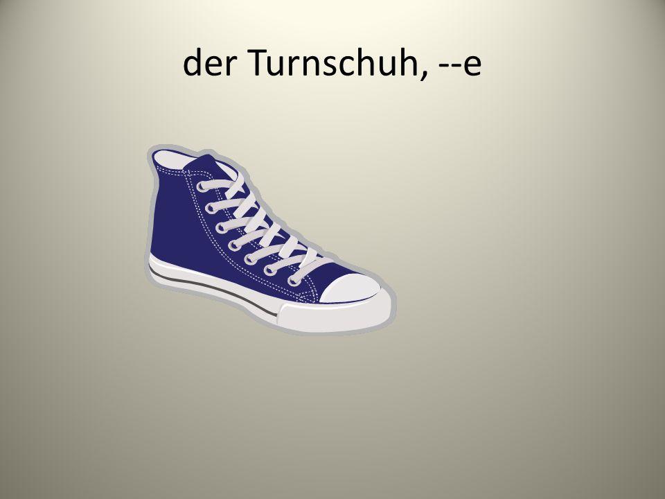 die Schuhe mit hohen Absӓtzen