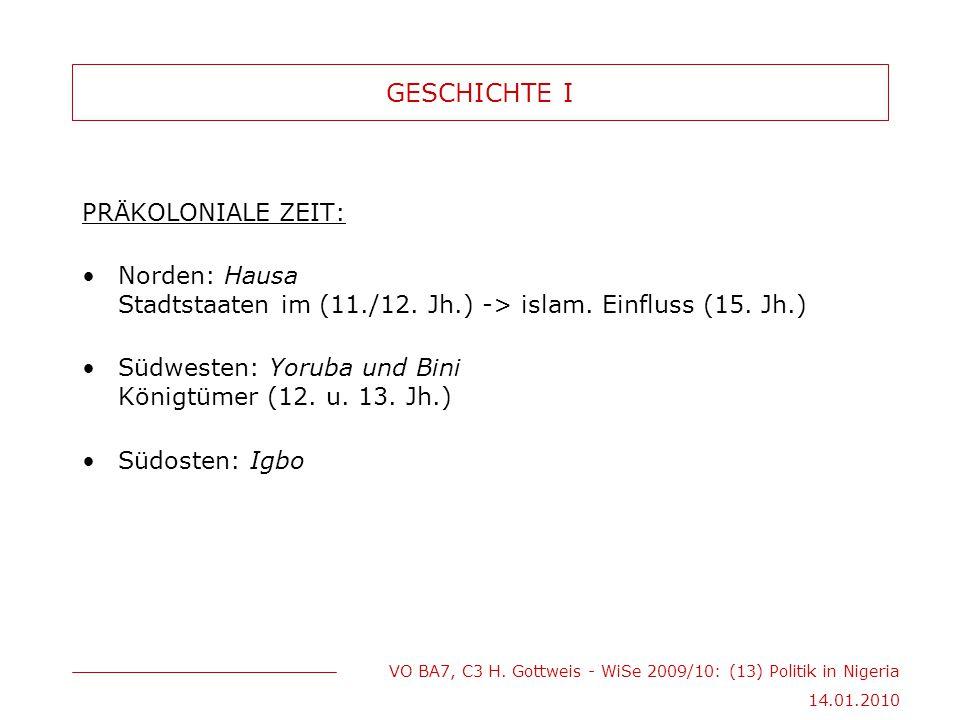 VO BA7, C3 H.