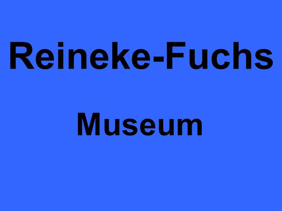 Einige Exponate des Museums sind uber 200 Jahre alt.