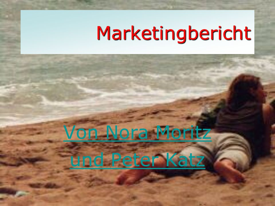 Nora Moritz und Peter Katz119.8.2004 Werbeausgaben 2000200120022003 Plakate 23.488,00 € 26.899,00 € 27.500,00 € 27.645,00 € Anzeigen 144.356,00 € 150.067,00 € 180.000,00 € 184.088,00 € Radiospots 7.845,00 € 6.000,00 € 7.000,00 € 7.324,00 € Aktionen 6.799,00 € 15.988,00 € 20.000,00 € 20.500,00 € Sponsoring - € 12.000,00 € 20.000,00 € 21.000,00 € Bandenwerbung 34.700,00 € 40.500,00 € 217.188,00 € 251.454,00 € 295.000,00 € 301.057,00 €
