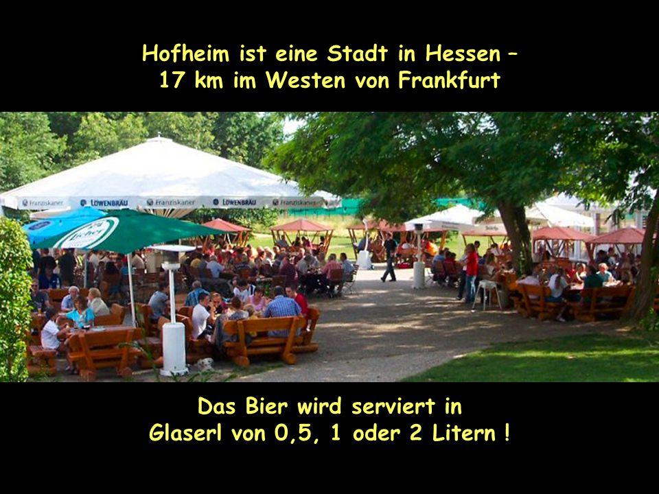 Unglaublich aber wahr ! Das Restaurant Waldgeist in Hofheim am Taunus
