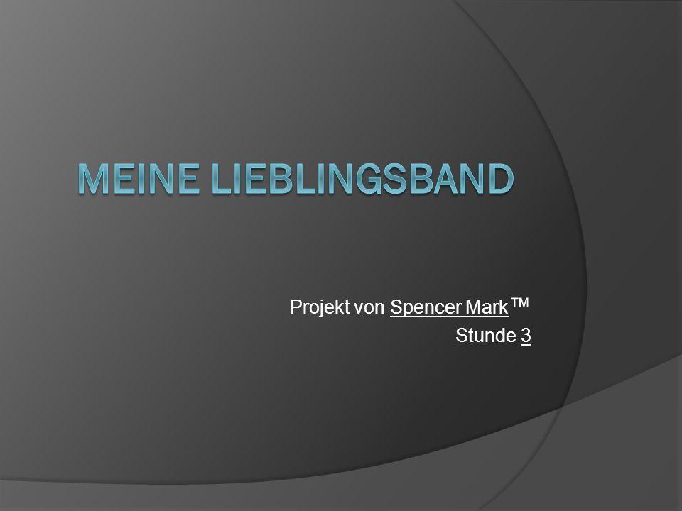 Projekt von Spencer Mark ™ Stunde 3