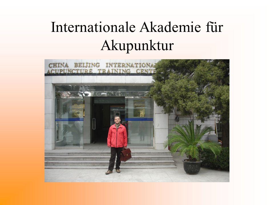 Internationale Akademie für Akupunktur