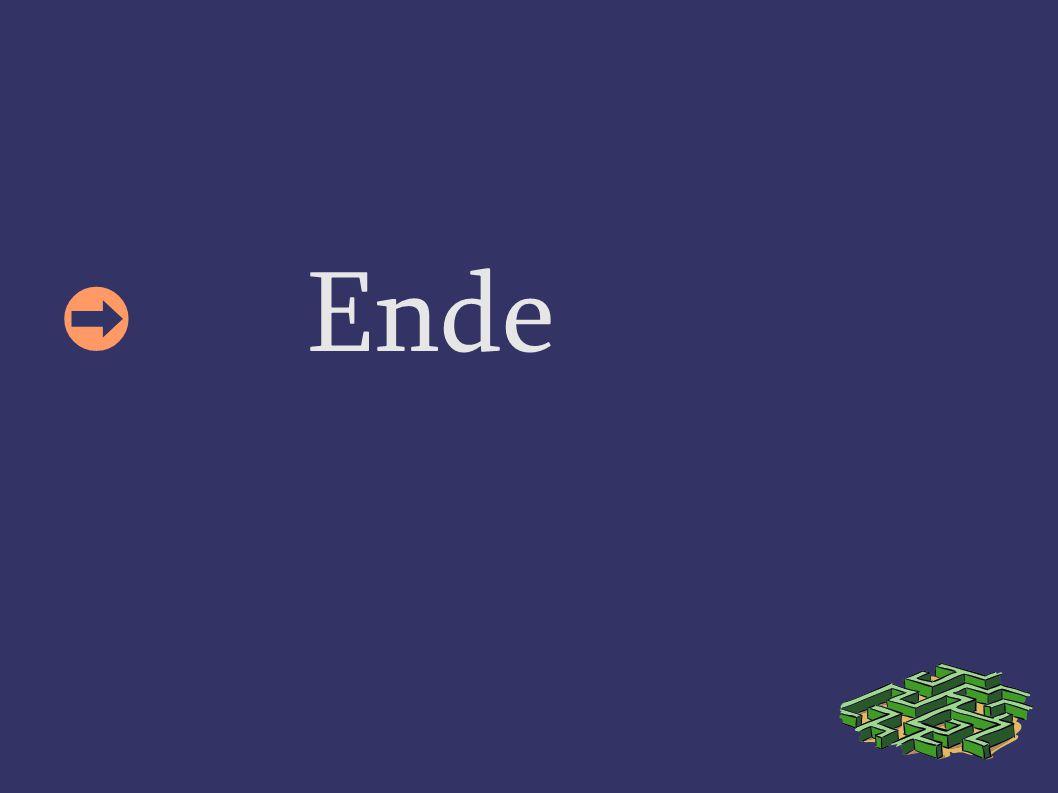 ➲ Ende
