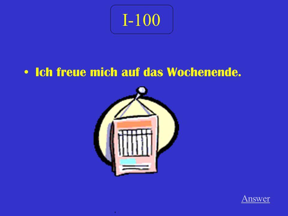 II-100 A Ihr sprecht über sie. Game board