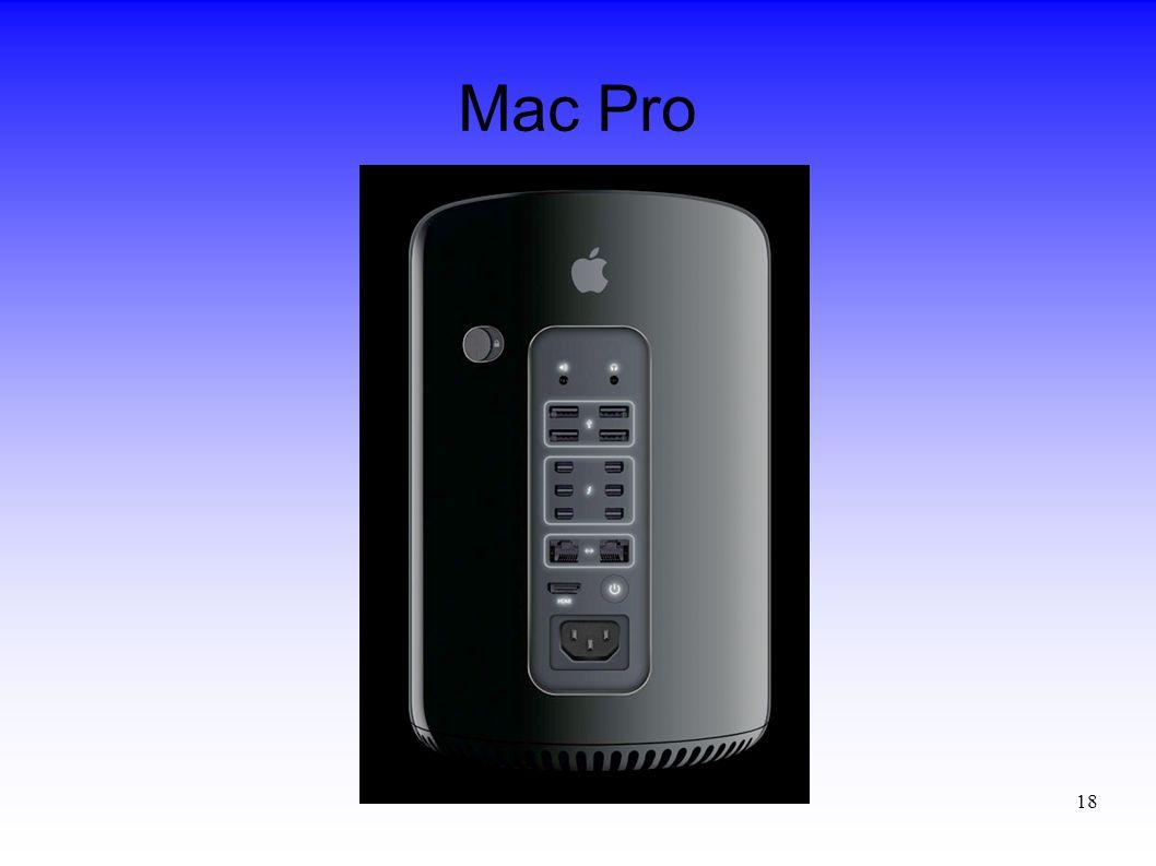 18 Mac Pro