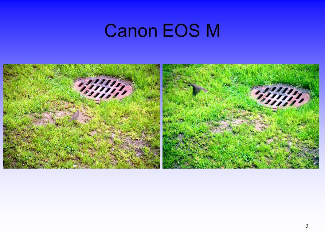 3 Canon EOS M