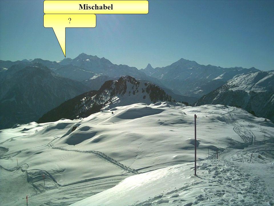 Zenbächen- gletscher