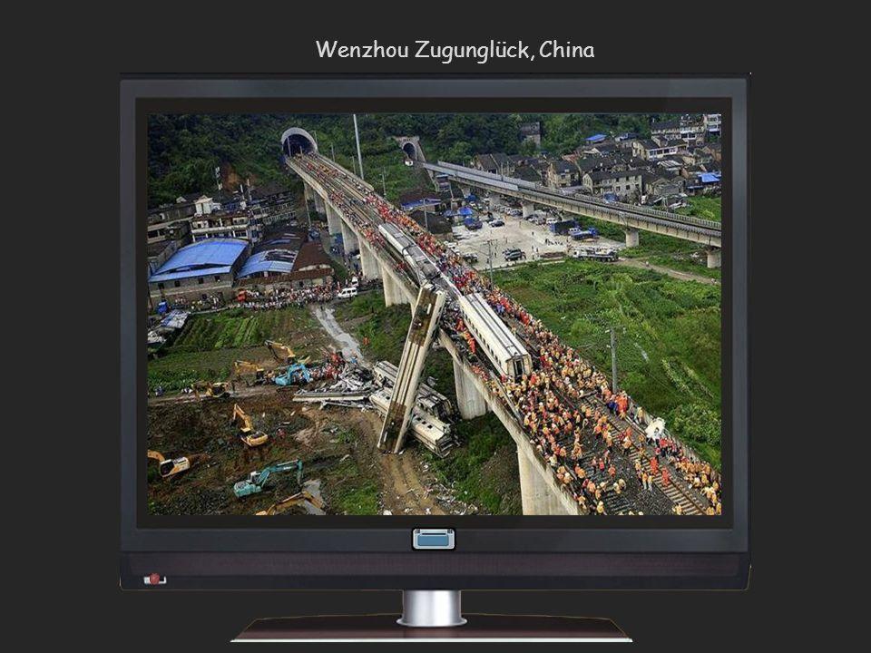 Wenzhou Zugunglück, China