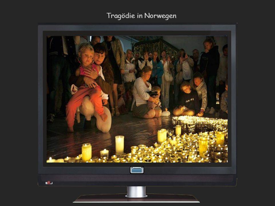 Tragödie in Norwegen