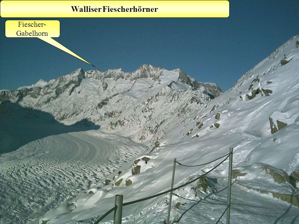 Fiescher- Gabelhorn