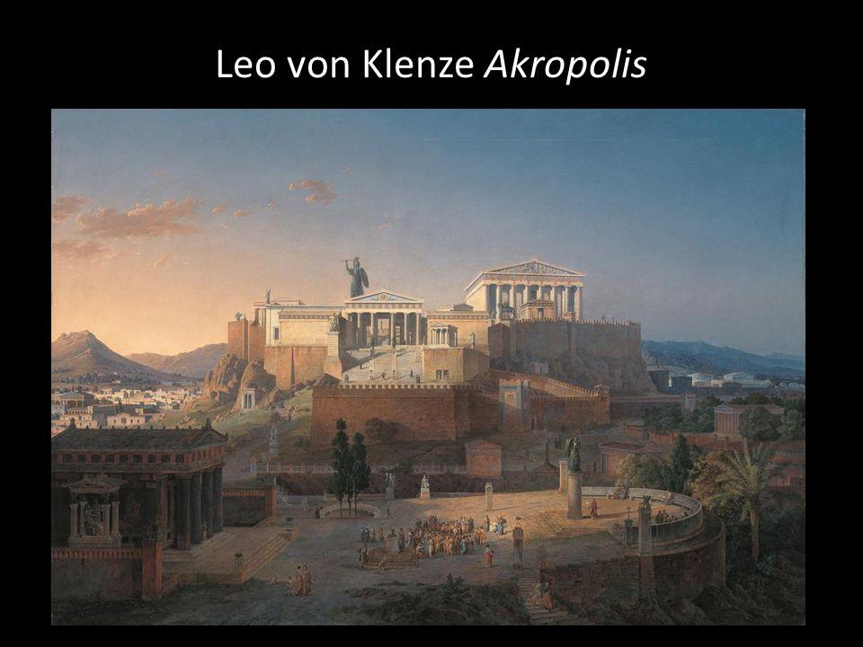 Leo von Klenze Akropolis