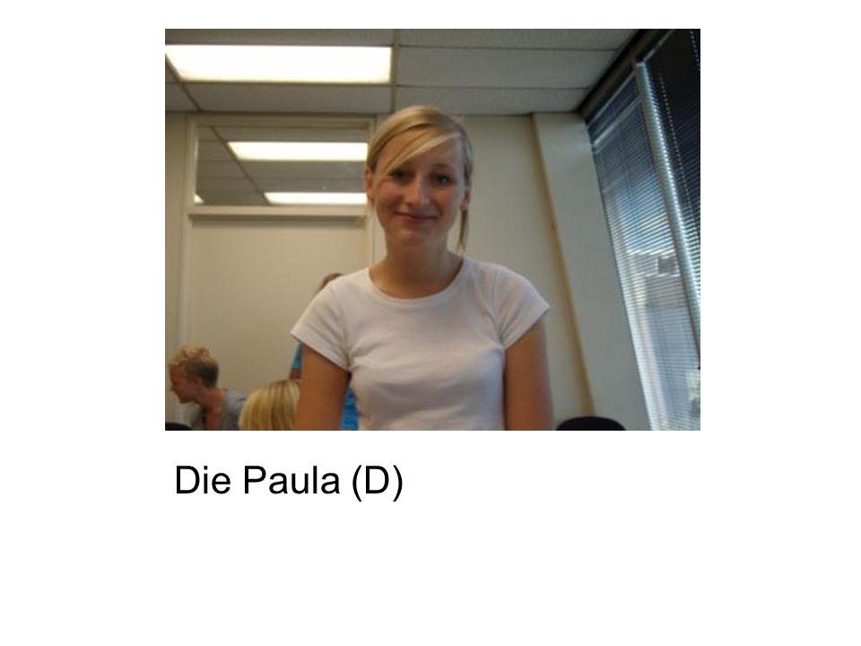 Die Paula (D)