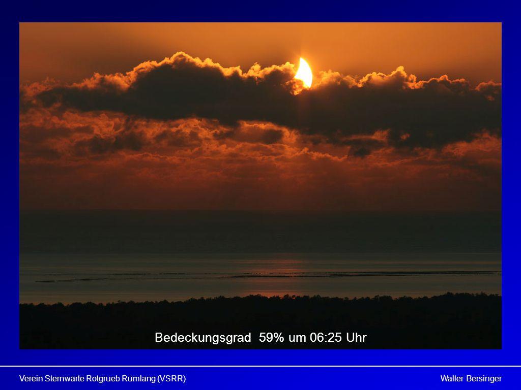 Walter BersingerVerein Sternwarte Rotgrueb Rümlang (VSRR) Bedeckungsgrad 59% um 06:25 Uhr