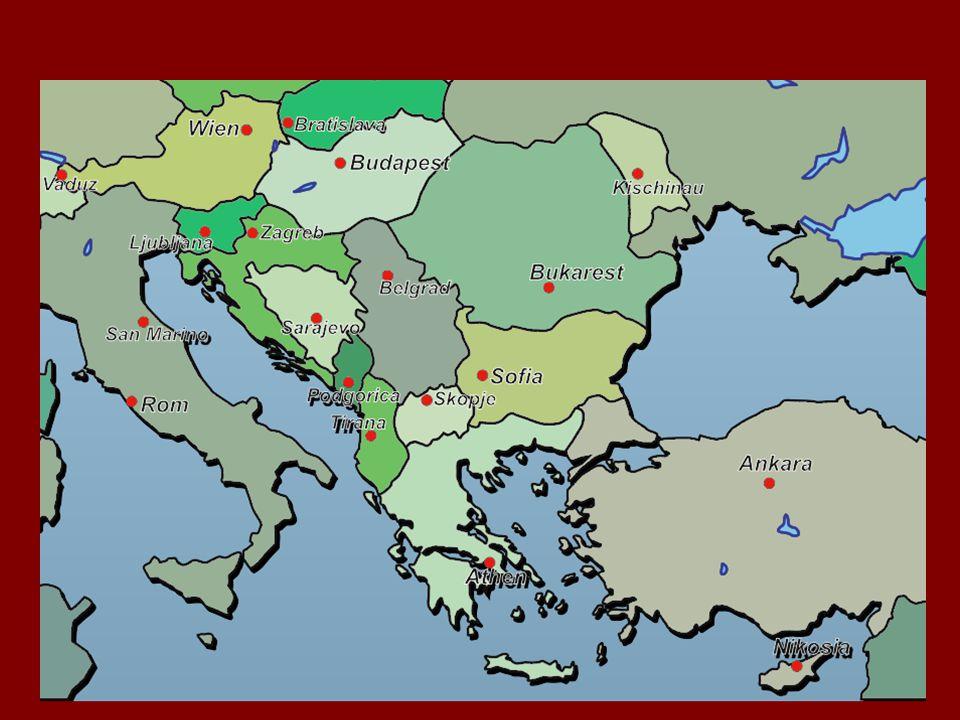 Polen Tschechien die Slowakei Ungarn Lettland Estland Litauen Finnland Russland Weißrussland die Ukraine Moldawien Österreich Liechenstein Wir fahren...