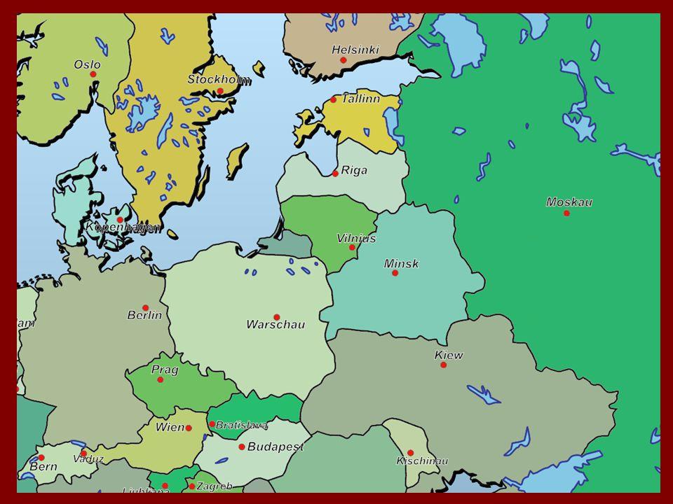 Grenzt ____ an ____.Grenzt Bulgarien an Rumänien.