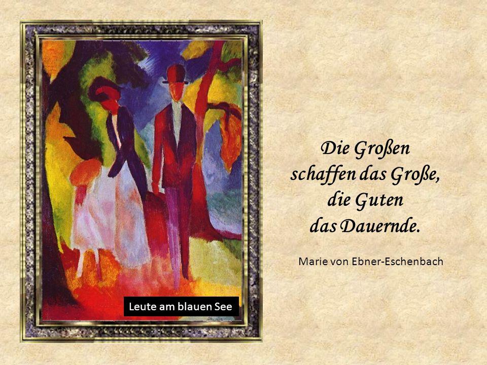 Kinder mit Ziege. Hermann Hesse Ohne Liebe zu sich selbst ist die Nächstenliebe unmöglich.