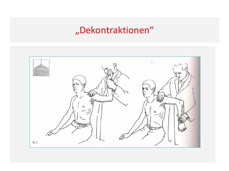 """""""AEKs Funktionsstörung Kleinzehenabduktion u.extension Funktionsstörung Daumenabduktion u."""