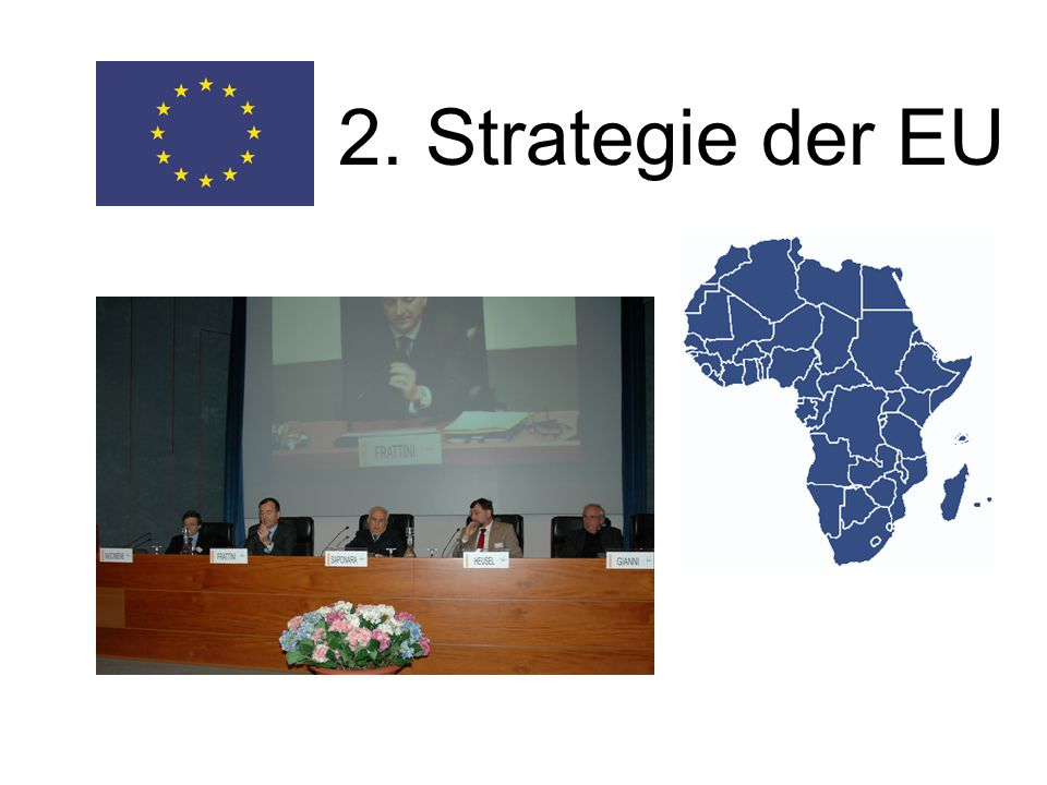 2. Strategie der EU