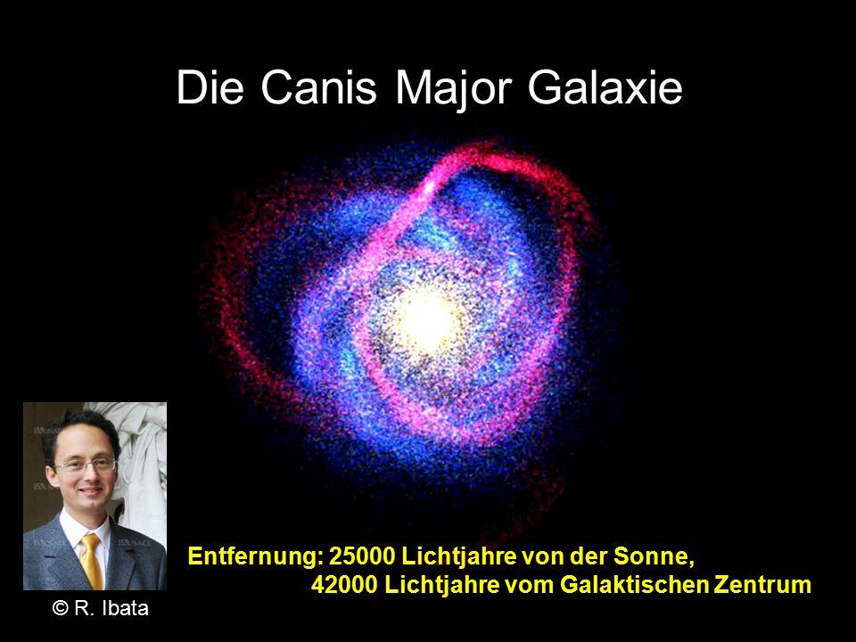 Die Canis Major Galaxie © R.