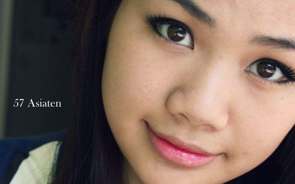 57 Asiaten