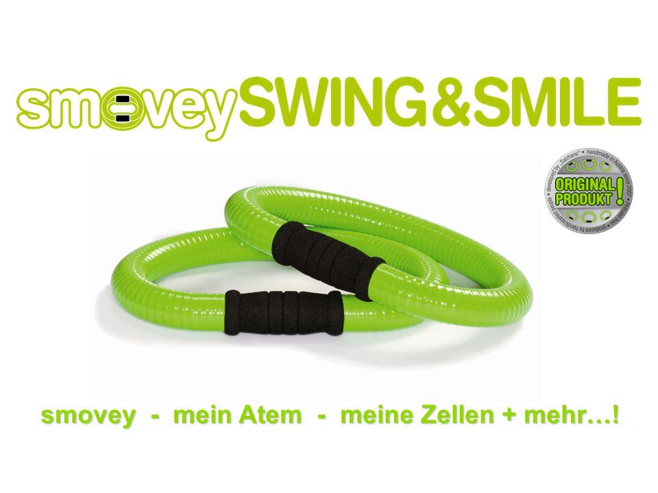 © Alle Rechte im Eigentum der smovey GmbH/ smoveyACADEMY smovey - mein Atem - meine Zellen + mehr…!