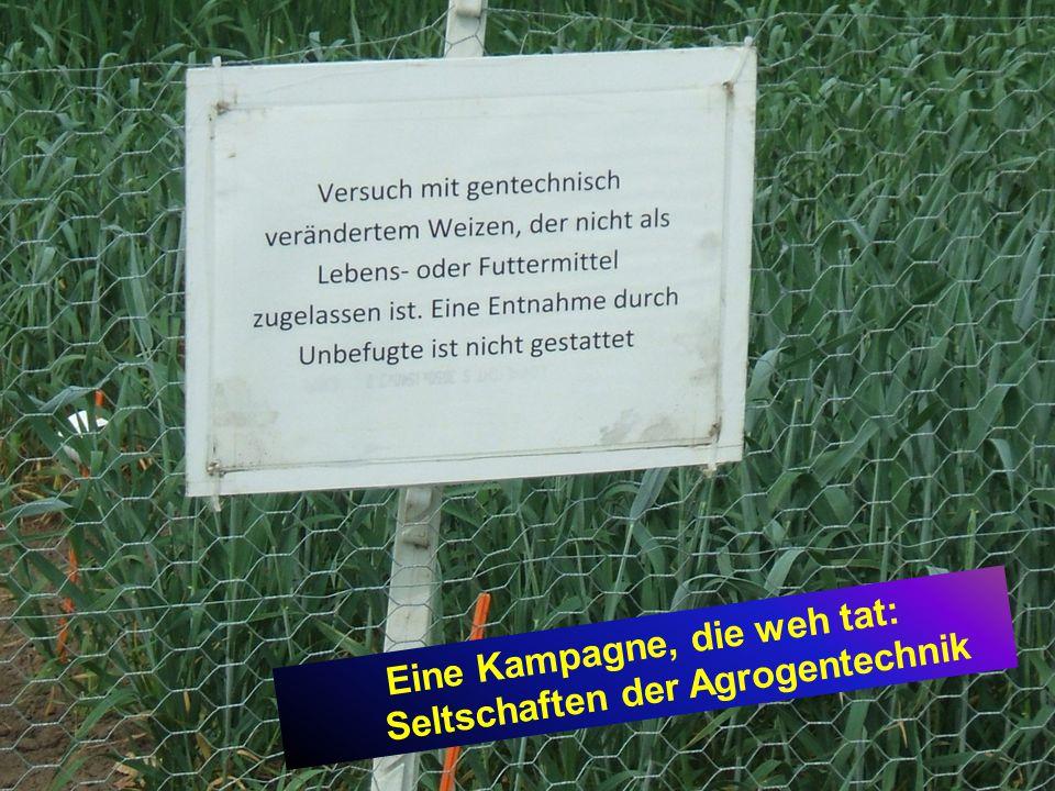 """Die gefährliche Risikodebatte und andere Fragen: Probleme: Intransparenter Kampf der """"ExpertInnen""""/vor Gericht Ausblendung der Probleme konventionelle"""