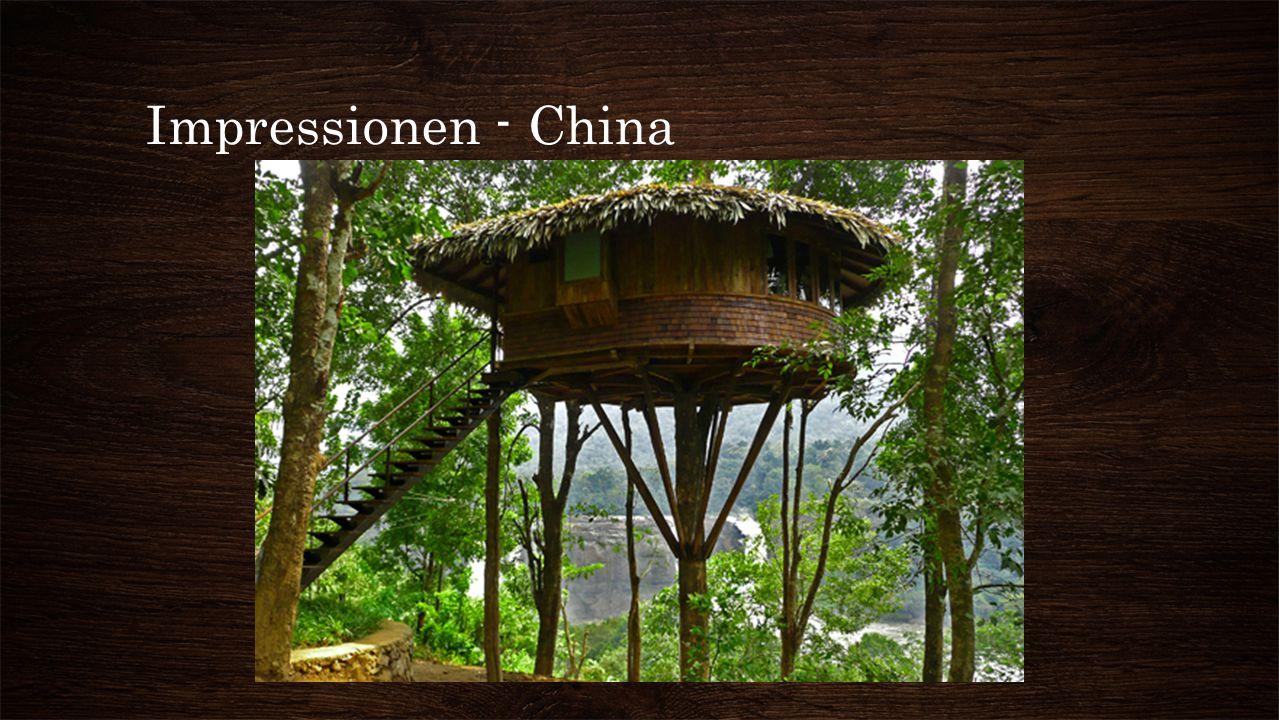 Impressionen - China
