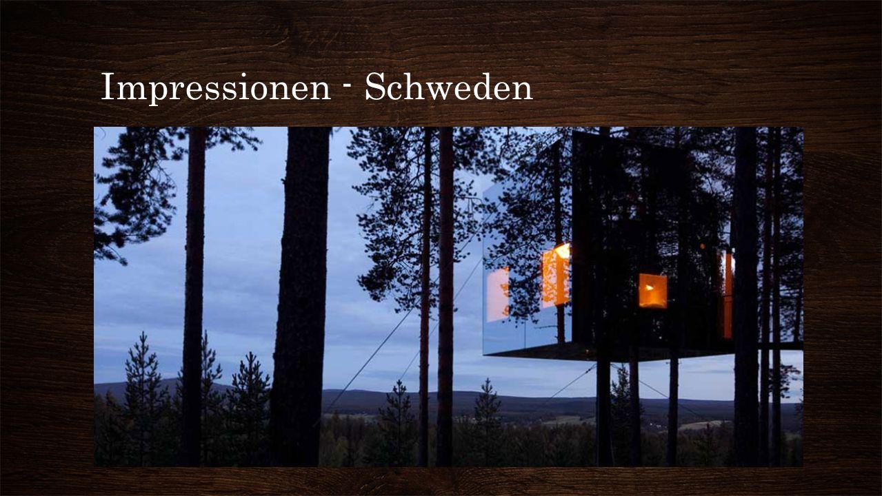 Impressionen - Schweden