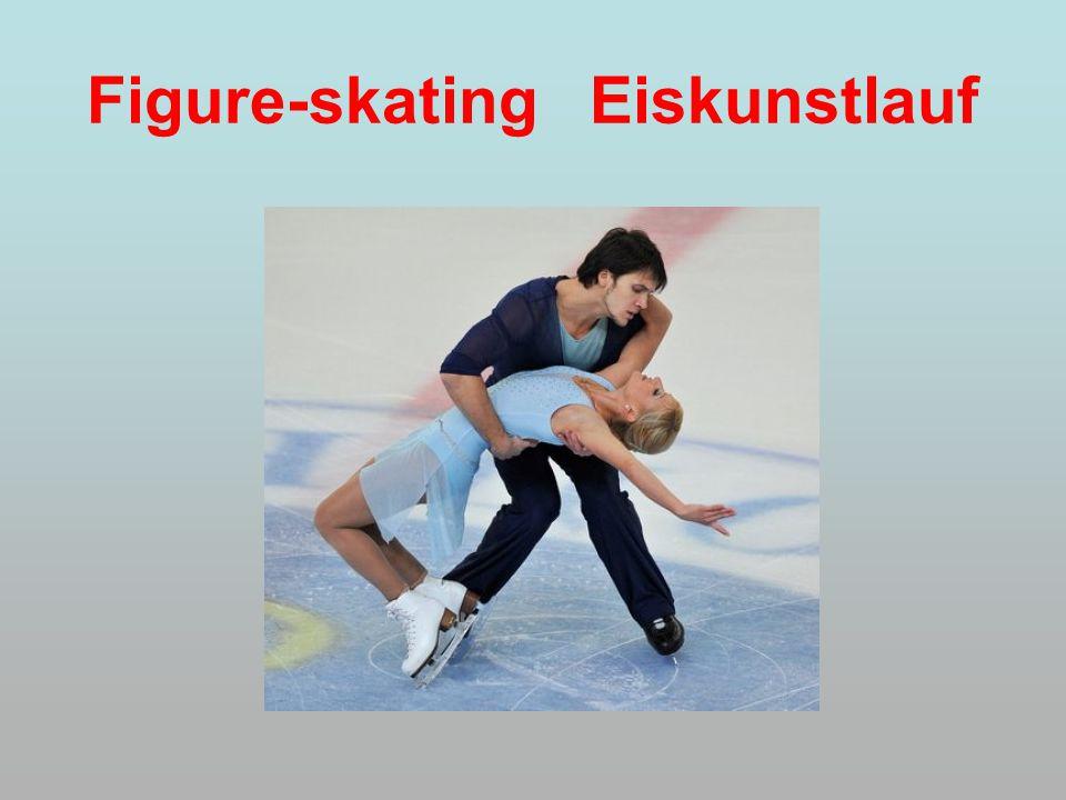 Figure-skating Eiskunstlauf
