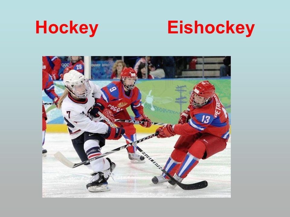Hockey Eishockey